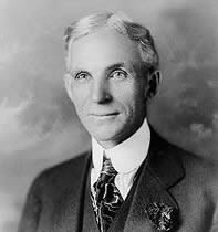 Henry Ford shocked the automotive world 60 years ago by doing the impossible and mass-producing the V8 engine.